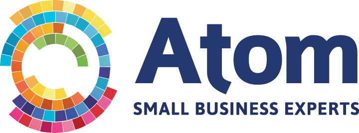 Atom Content Marketing logo